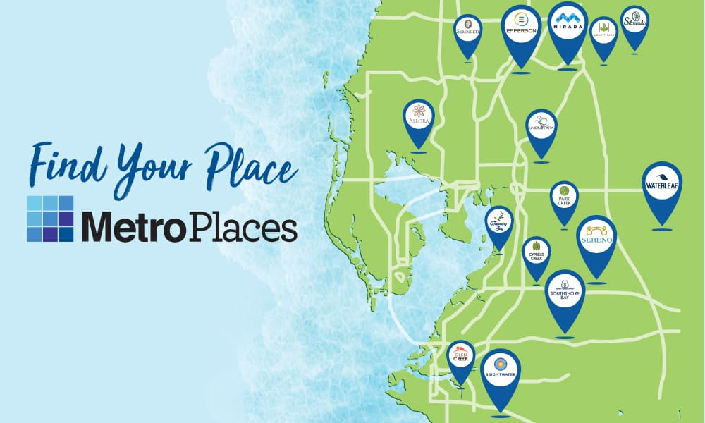 Metro Places community locations